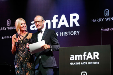 Andy Boose amfAR Milano 2015 - Dinner And Show