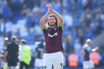 Andy Carroll Leicester City vs. West Ham United - Premier League