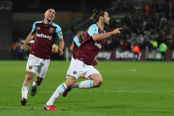 West Ham United Vs. Stoke City - Premier League