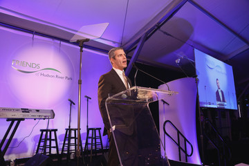 Andy Cohen Inside the Friends of Hudson River Park Sweet 16 Gala