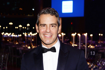 Andy Cohen Inside the amfAR New York Gala