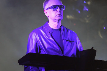 Andy Fletcher Depeche Mode In Concert - Miami, FL