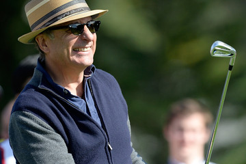 Andy Garcia AT&T Pebble Beach National Pro-Am - Preview Day 3