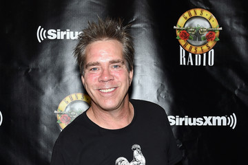 Andy Hilfiger SiriusXM's Private Show With Guns N' Roses At The Apollo Theater Before Band Embarks On Next Leg Of Its North American 'Not In This Lifetime' Tour