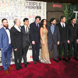 Andy Horwitz Netflix World Premiere of 'TRIPLE FRONTIER'