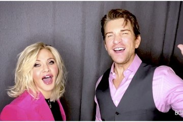 Andy Karl Orfeh Breast Cancer Research Foundation's Virtual Hot Pink Evening