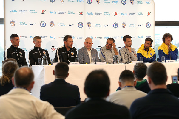 Chelsea FC Pre-Season Tour To Australia - Day One