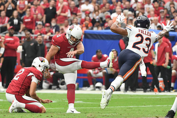 Andy Lee Chicago Bears vs. Arizona Cardinals