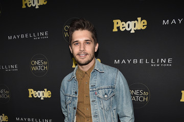 Andy Mientus People's 'Ones to Watch' Event Presented by Maybelline New York - Red Carpet