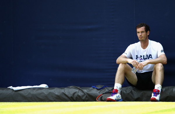 Andy Murray Named Top Seed For Wimbledon Amid Ongoing Hip Problem