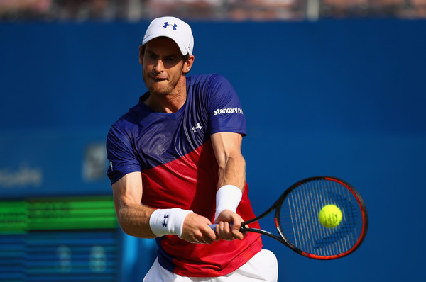 Andy Murray On Course For US Open Return