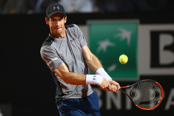 Andy Murray Aims To Get Back On Track In Roland Garros