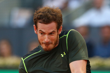 Andy Murray Mutua Madrid Open - Day Eight