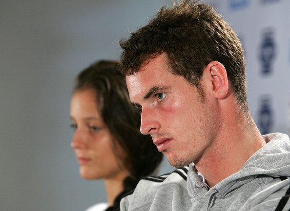 Laura Robson Andy Murray