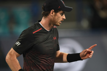 Andy Murray Mubadala World Tennis Championship - Day Two