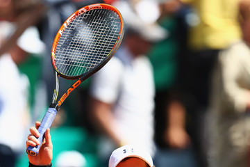 Andy Murray ATP Masters Series: Monte Carlo Rolex Masters - Day Six