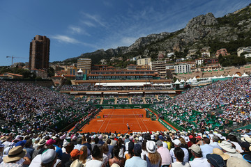 Andy Murray ATP Masters Series: Monte Carlo Rolex Masters - Day Seven