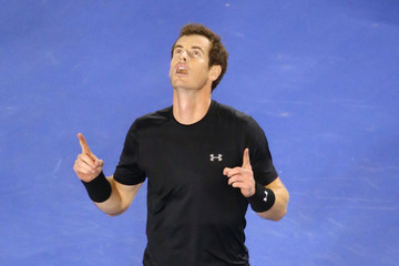 Andy Murray Australian Open: Day 9