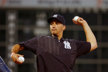 Andy Pettitte New York Yankees v Houston Astros