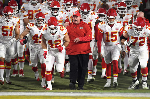 Kansas City Chiefs v Los Angeles Rams