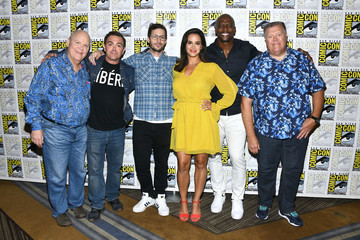 Andy Samberg 2019 Comic-Con International - 'Brooklyn Nine-Nine' Photo Call