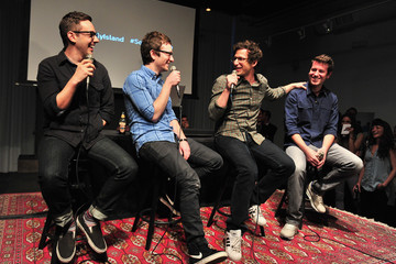 Andy Samberg Jorma Taccone The Lonely Island Celebrates Their New Album