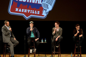 Andy Samberg Jorma Taccone Bud Light Presents Wild West Comedy Festival - The Lonely Island