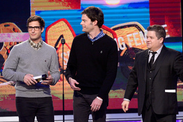 Andy Samberg 2014 Film Independent Spirit Awards - Show