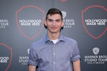 Andy Scott Harris The Warner Bros. Studio Tour Hollywood Expansion Official Unveiling, Stage 48: Script to Screen