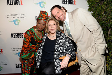 Angélique Kidjo Opening of REFUGEE Exhibit At Annenberg Space For Photography