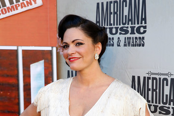 Angaleena Presley Americana Honors & Awards 2016 - Red Carpet