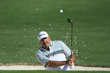 Angel Cabrera The Masters - Preview Day 1