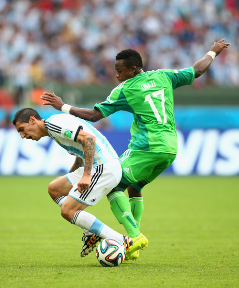 Nigeria v Argentina: Group F