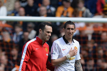 Angel Di Maria Hull City v Manchester United - Premier League