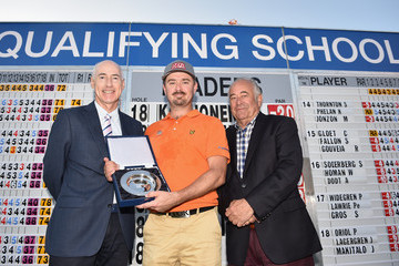 Angel Gallardo European Tour Qualifying School Final Stage: Day 6