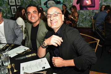 Angel Sanchez Miami Fashion Week Designers Dinner
