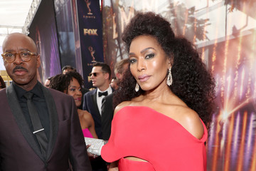 Angela Bassett Courtney B. Vance IMDb LIVE After The Emmys Presented By CBS All Access