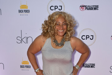 Angela Gordon The Cannes Pajama Party sponsored by SKIN - The 74th Annual Cannes Film Festival