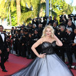Angela Ismailos Closing Ceremony And 'The Man Who Killed Don Quixote' Red Carpet Arrivals - The 71st Annual Cannes Film Festival