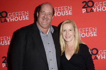 Angela Kinsey Opening Night of 'Thom Pain' - After Party