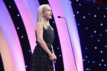 Angela Kinsey Inside the 39th Annual Gracie Awards