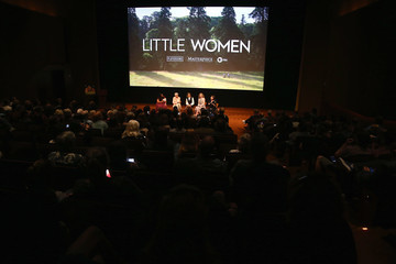 Angela Lansbury 'Little Women' FYC Reception And Panel Discussion