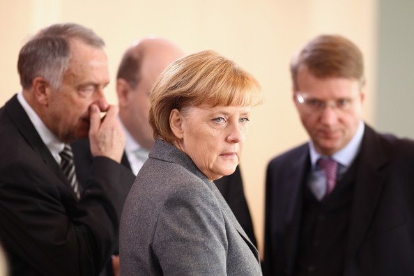 German Weekly Cabinet Meeting