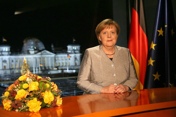 Angela Merkel European Best Pictures Of The Day - December 30, 2018