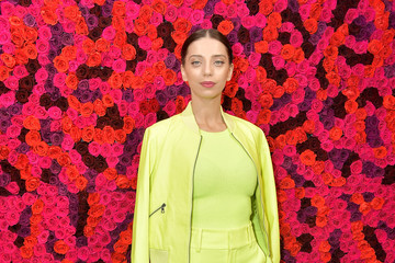 Angela Sarafyan Alice + Olivia By Stacey Bendet - Arrivals - February 2019 - New York Fashion Week: The Shows