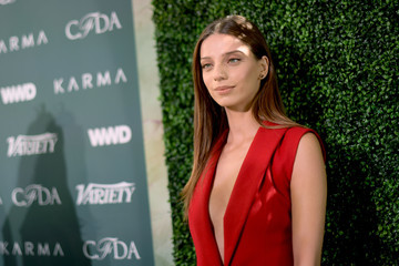 Angela Sarafyan Council of Fashion Designers of America, Variety and WWD Host Runway to Red Carpet - Arrivals