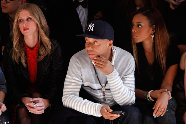 Charlotte Ronson - Front Row - Fall 2012 Mercedes-Benz Fashion Week
