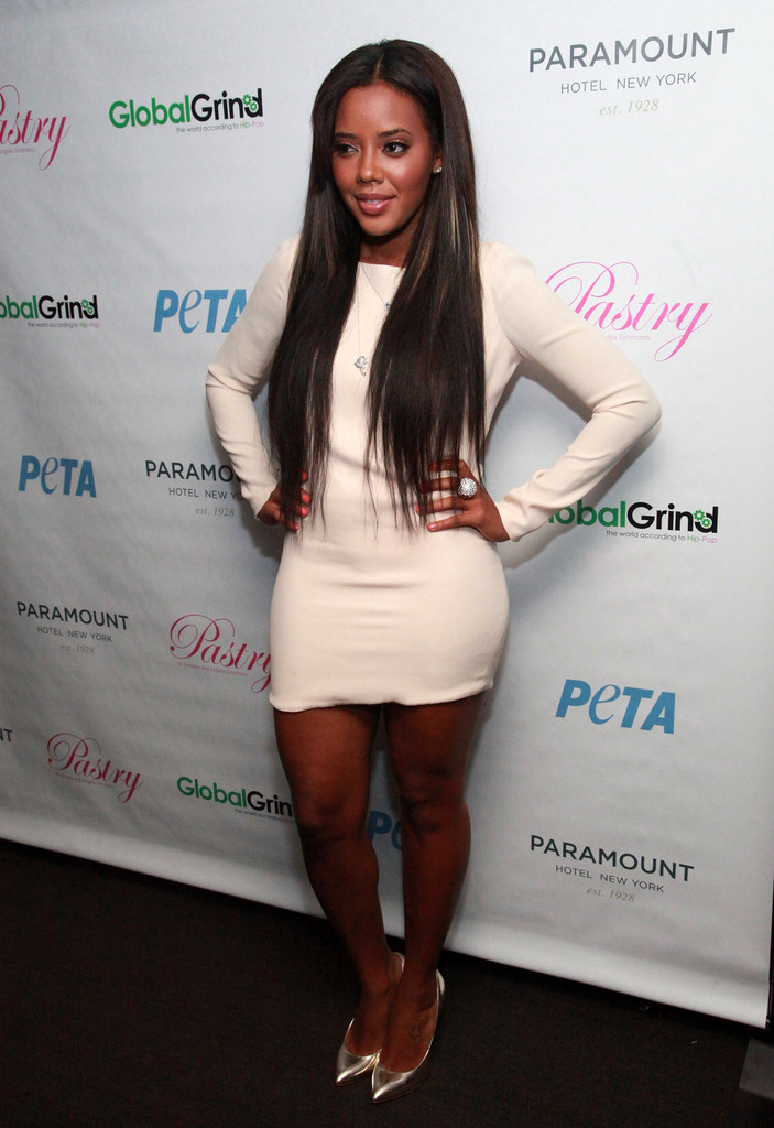 TheFappening: Angela Simmons Nude