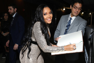 Angela Simmons 62nd Annual GRAMMY Awards - GRAMMY Charities Signings Day 4
