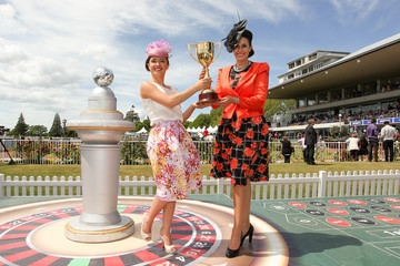 Angela Stone NZ Cup & NZ Bloodstock 100 Guineas Day 2014